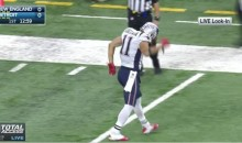 Julian Edelman Limps Off Field After Suffering Non-Contact Knee Injury (VIDEO)