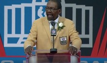 Kenny Easley Says 'Black Lives Do Matter' During Hall of Fame Speech (VIDEO)