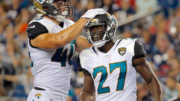 Leonard Fournette says National Football League is slower than he thought,