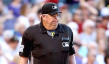 MLB Suspends Umpire Joe West Three Games for Talking Sh*t About Adrian Beltre