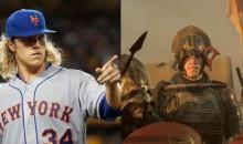 Mets Ace Noah Syndergaard Killed a Guy on 'Game of Thrones' (Video + Tweets)