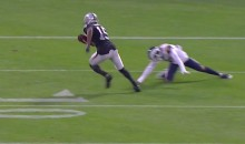 Raiders WR Michael Crabtree Is Out Here Breaking Ankles (VIDEO)