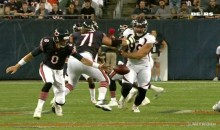 Chicago Bears Follow Up INT By Fumbling The Snap (VIDEO)