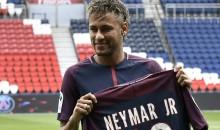 PSG Smashes Record Transfer Fee, Pays $263-Million For Neymar