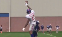 Odell Beckham Jr. Just Made A One-Handed Catch To End All One-Handed Catches (VIDEO)