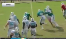 Video Emerges of Ryan Tannehill's Injury & It Looked Horrible (VIDEO)