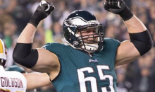 Eagles' Lane Johnson Says He'll Buy Beer For Every Fan If Eagles Win Super Bowl