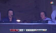 Tony Romo Did a 'Practice Broadcast' with Jim Nantz Last Night (Video)
