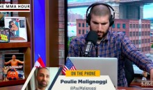 Paul Malignaggi Calls Conor McGregor 'One of the Biggest Dirtbags I've Ever Met' (Video)