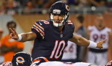 Bears Fans Convinced Team Is Super Bowl Bound After Mitch Trubisky's 1st Win (TWEETS)
