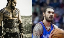New Petition Trying To Get Mustache-Less Steven Adams on 'Game of Thrones' (Tweets)