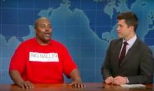 SNL's Kenan Thompson Parodied Everyone's Favorite Sports Dad, LaVar Ball (Video)