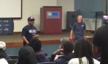 Ice Cube Gives Pep Talk to Seahawks, Doles Out Life Lessons and National Anthem Advice (Video)