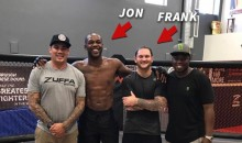 Jon Jones' Teammate Says That Failed Drug Test Was a SET UP!