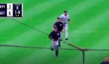 Fans Were Quick to Make Memes of Yankees Bullpen Sprinting Into Last Night's Brawl (TWEETS)