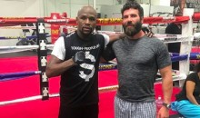 Dan Blizerian Sure Did Make a Lot of Money Betting on Mayweather (Pics)