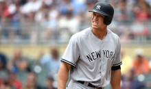 Yankees Slugger Aaron Judge Sets MLB Record…For Most Consecutive Games with a Strikeout (Video)