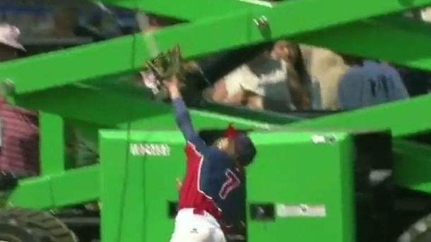 Pennsylvania outfielder makes fantastic catch in Junior League World Series championship game
