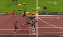 Usain Bolt Comes In Third In His Last Individual Race (VIDEO)