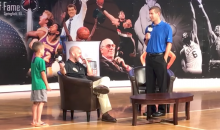 Young Boston Celtics Fan Grills Coach Brad Stevens on Why He Traded Isaiah Thomas (VIDEO)