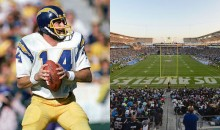 """Chargers Legend Dan Fouts Says It's """"Embarrassing"""" Team Has to Play in 27,000 Seat StubHub Center"""