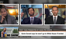Social Media Reacts To Will Cain's Mental Breakdown While Arguing on First Take (VIDEO)