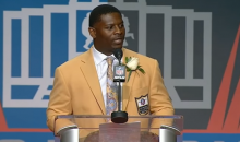 LaDainian Tomlinson Pleads For Racial Unity During HOF Speech (VIDEO)