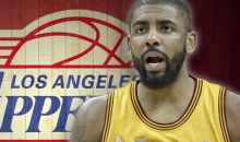 REPORT: Kyrie Irving Prefers To Be Traded To The LA Clippers
