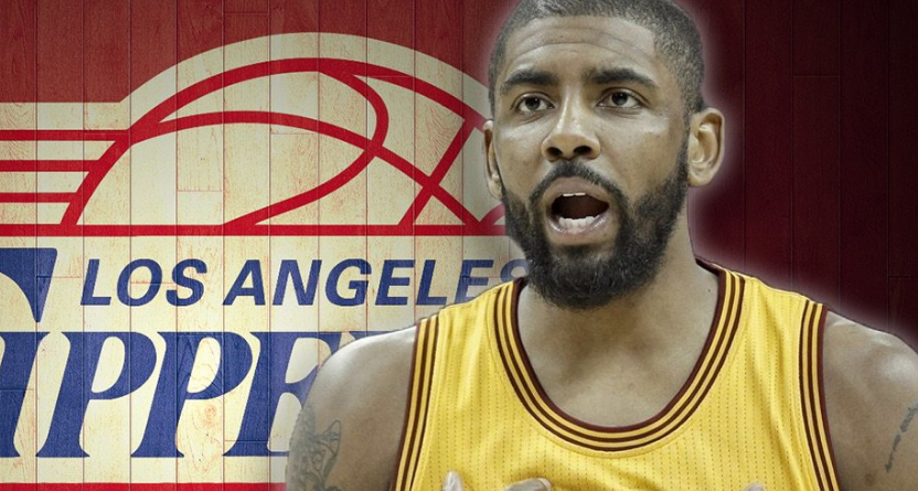 Kyrie Irving prefers Clippers, Blake Griffin pairing