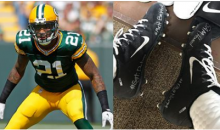 Packers' Ha Ha Clinton-Dix Writes The Names Of Fallen Cops On Cleats Before Game