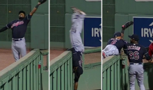 Indians' Austin Jackson May Have Made The Greatest Catch of All-Time (VIDEO)