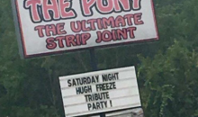 Starkville Strip Club 'The Pony' To Host 'Hugh Freeze Tribute Party'