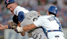 24 Years Ago Today, Nolan Ryan Beat The Crap Out Of Robin Ventura (VIDEO)