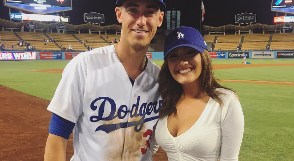 Cody Bellinger Dating Smokin' Hot Pre-Law Student ... All Rise!
