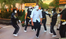 Watch Stephen A. Smith Set Dancing Back 20 Years After He Busted A Move With The Jabbawockeez (VIDEO)