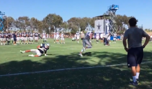 Cowboys' Jason Witten Breaking Ankles Entering His 15th Season In The NFL (VIDEO)