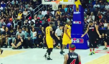 53-Year-Old Charles Oakley Nearly Got Into A Fight On Court During BIG3 Game (VIDEO)