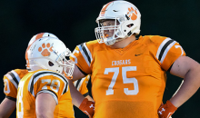 "Let's Meet The 6-foot-8, 420-pound Tennessee High School Football Player Known As ""Shade Tree"" (VIDEO"