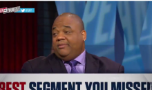 Jason Whitlock: 'Mayweather Should Have An Asterisk Next To 50-0 Record After Fighting McGregor' (VIDEO)