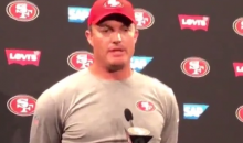 49ers GM John Lynch Says Anthem Protests are Divisive; Uses Warren Sapp as Example of Unity (VIDEO)
