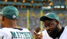 The Eagles Savagely Told Everyone They Were Trading Jordan Matthews On Instagram Last Night (PIC)