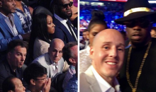 Random Guy Poses As Security, Gets Ringside Seat For Mayweather-McGregor
