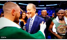 McGregor Says He Made Floyd Mayweather 'Fight Like A Mexican' (VIDEO)