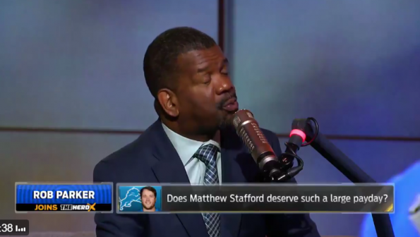Rob parker ill take colin kaepernick over matt stafford right now detroit lions quarterback matt stafford has thrown for over 4000 yards every single season for the past six seasons including one season with over 5000 ccuart Gallery