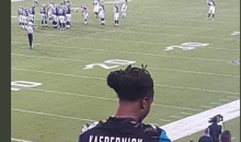 Jaguars Fan Is Ready To Replace Blake Bortles & Showed It With A Customized Kaepernick Jersey (PIC)