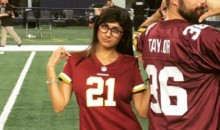 Social Media Roasts Ex-Porn Star Mia Khalifa For Saying She'd Rather Date A Vegan Than A Cowboys Fan (TWEETS)