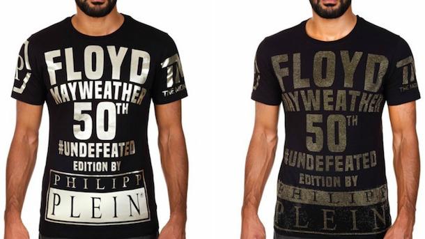 floyd mayweather t-shirt $420