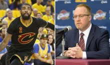 Former Cavs GM David Griffin Defends Kyrie Irving, Explains Why He Wants to Be Traded