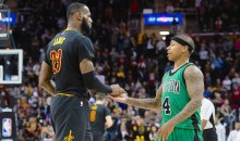 Isaiah Thomas Probably Regrets This Old Tweet About LeBron, But Twitter Thinks It's Hilarious (Tweets)