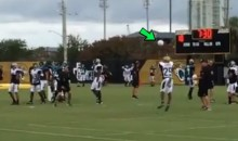 Jacksonville Jaguars Play VOLLEYBALL at Practice, Which Explains a Lot (Video)